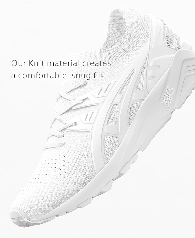 The seamless upper forms a ultra streamlined silhouette.